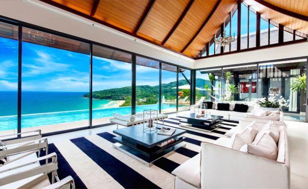 Magnificent Luxury 5 Bedroom Villa for Sale in Phuket