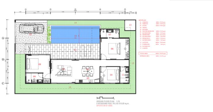 Modern 2-3 Bedroom Luxury Villas for Sale in Maenam-10