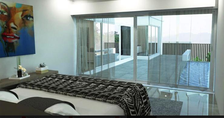 Modern 2-3 Bedroom Luxury Villas for Sale in Maenam-6