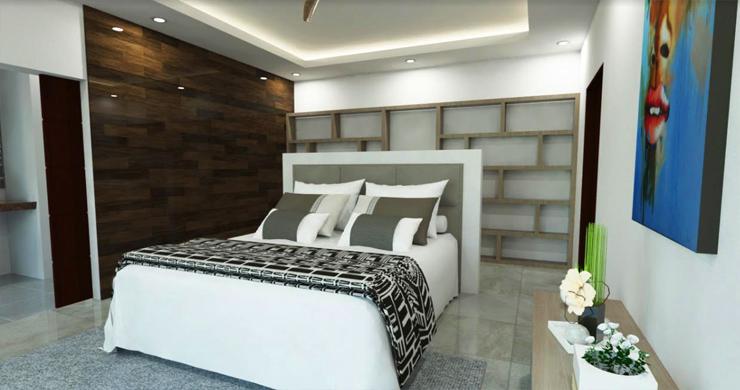 Modern 2-3 Bedroom Luxury Villas for Sale in Maenam-5