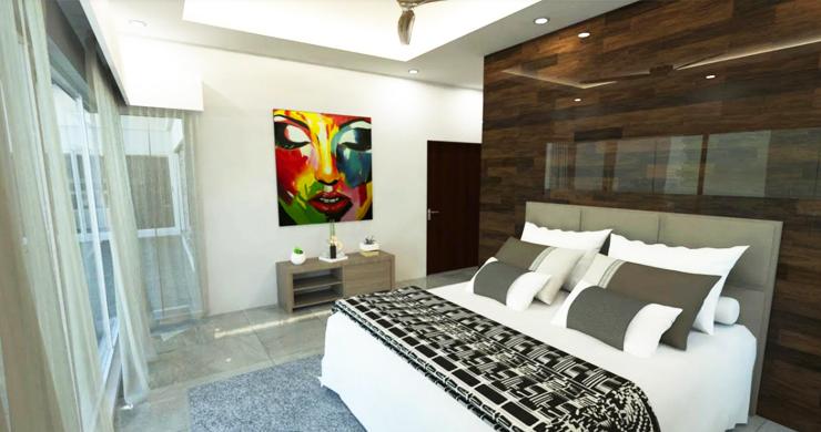 Modern 2-3 Bedroom Luxury Villas for Sale in Maenam-4