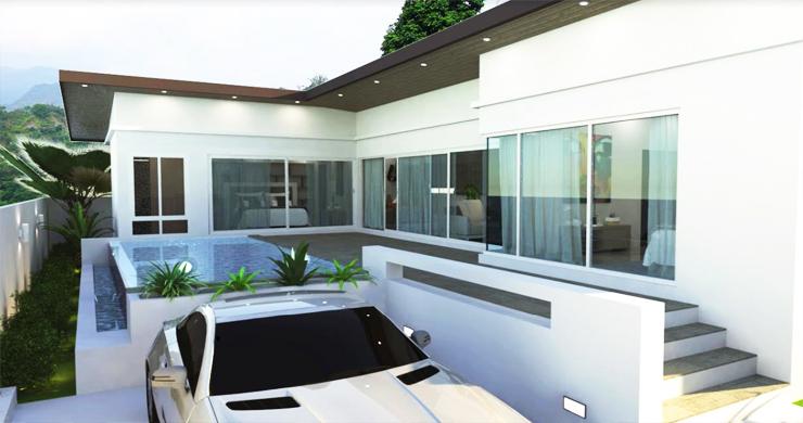 Modern 2-3 Bedroom Luxury Villas for Sale in Maenam-8