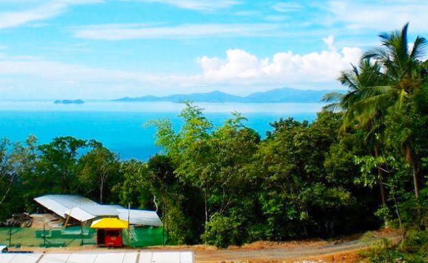 Pristine Sea-view Land for Sale in Peaceful Bangpor