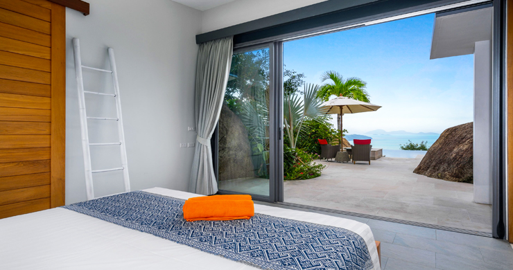 Gorgeous 5 Bed Luxury Sea view Villa in Taling Ngam-18
