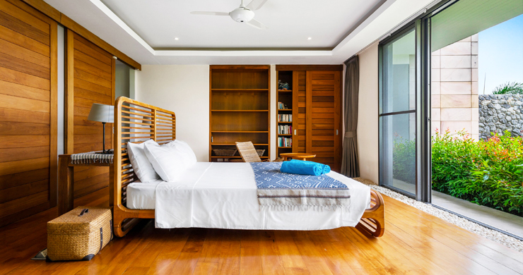 Gorgeous 5 Bed Luxury Sea view Villa in Taling Ngam-5