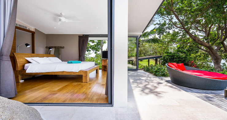 Gorgeous 5 Bed Luxury Sea view Villa in Taling Ngam-14
