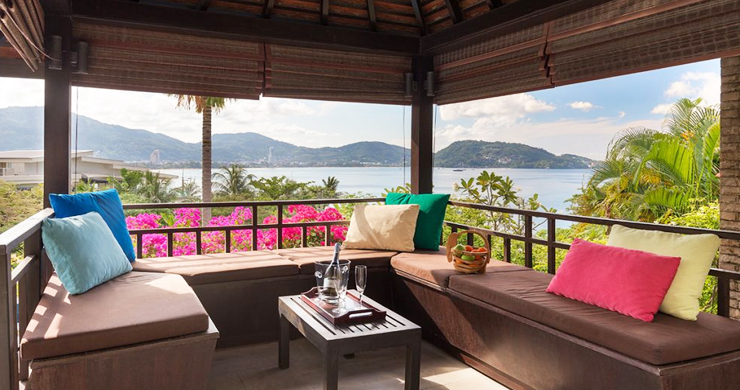 Modern 4 Bed Sea View Pool Villa for Sale in Phuket-12