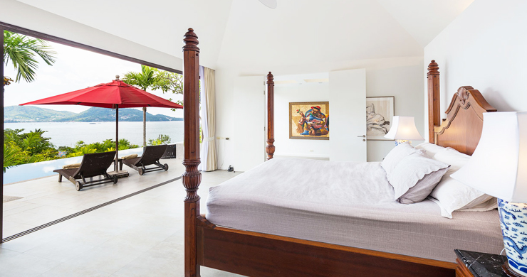 Modern 4 Bed Sea View Pool Villa for Sale in Phuket-8