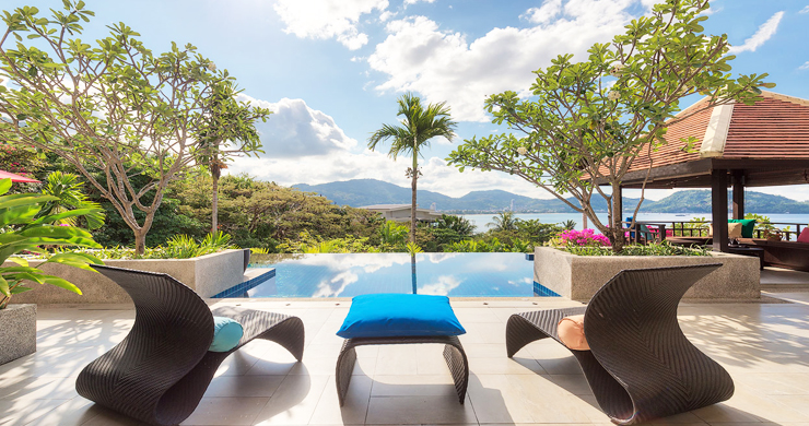 Modern 4 Bed Sea View Pool Villa for Sale in Phuket-2