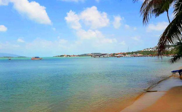 Prime Beachfront Land & Resort for Sale in Bangrak