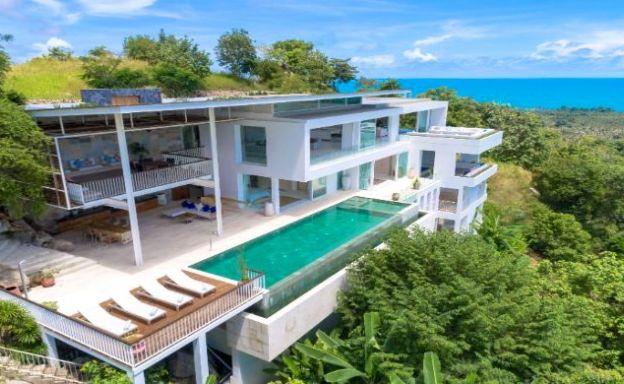 Ultra Luxury 5-Bed Luxury Villa for Sale in Thong Krut