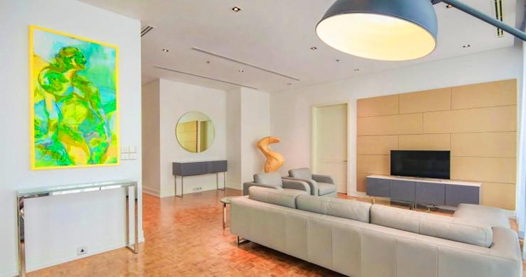 The Ritz Carlton Luxury Residence for Sale in Bangkok-5