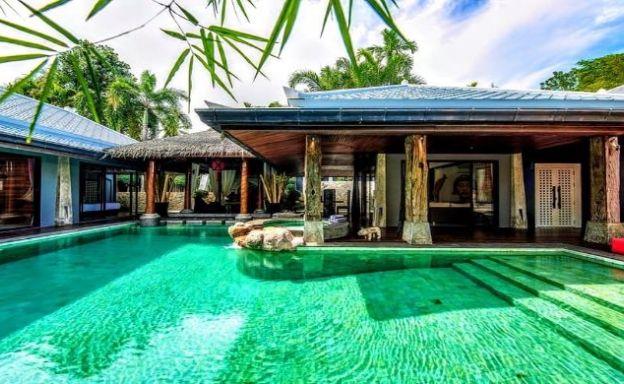 Stylish 3 Bedroom Bali Villa for Sale in Bophut Hills
