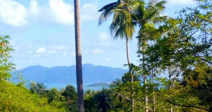 Beautiful Sea-view Land Plot for Sale in Bangrak Hillside-1