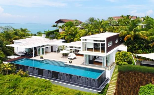 Cape Yamu 4 Bedroom Luxury Sea view Pool Villa