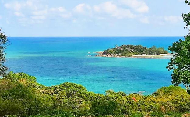 Premium Sea-view Land for Sale on Choeng Mon Hills