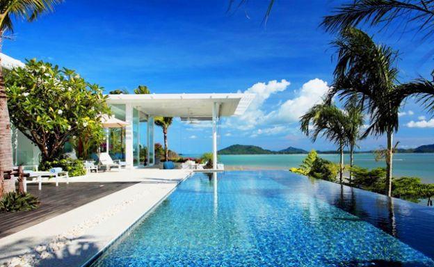 Cape Yamu 5-Bedroom Luxury Sea-view Pool Villa