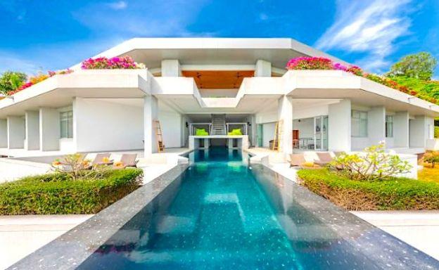 Ultra-Modern 5 Bedroom Luxury Pool Villa in Phuket