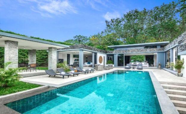 Layan Luxury 3-5 Bedroom Pool Villas in Phuket
