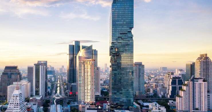 The Ritz Carlton Ultra Luxury Penthouse in Bangkok-1
