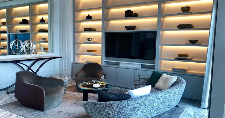 The Ritz Carlton Ultra Luxury Penthouse in Bangkok-12