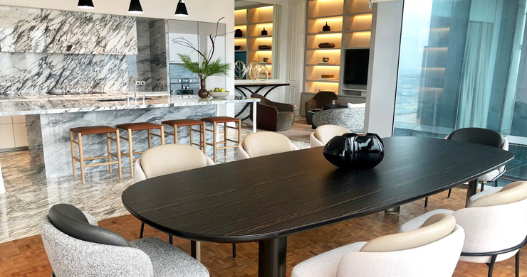 The Ritz Carlton Ultra Luxury Penthouse in Bangkok-5