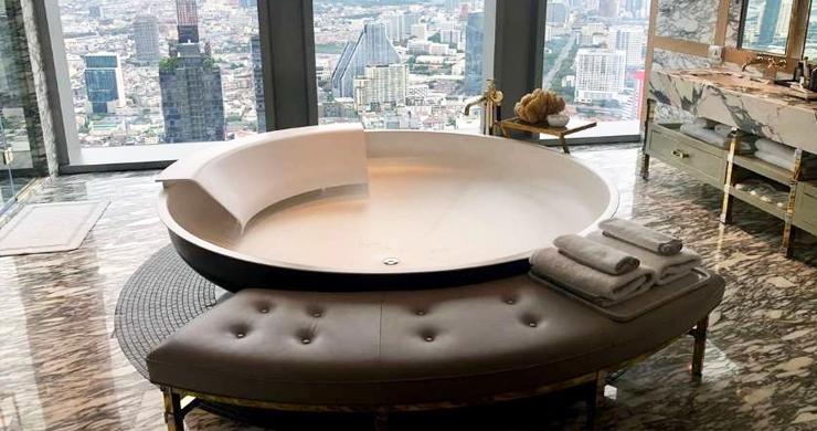 The Ritz Carlton Ultra Luxury Penthouse in Bangkok-4