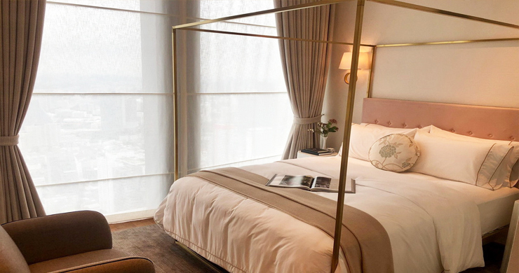 The Ritz Carlton Ultra Luxury Penthouse in Bangkok-9