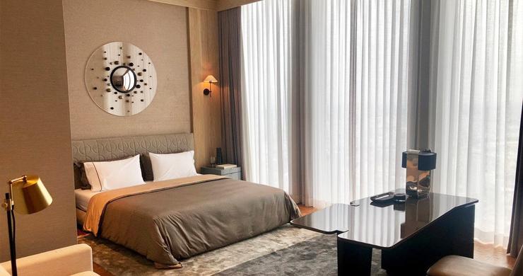 The Ritz Carlton Ultra Luxury Penthouse in Bangkok-7