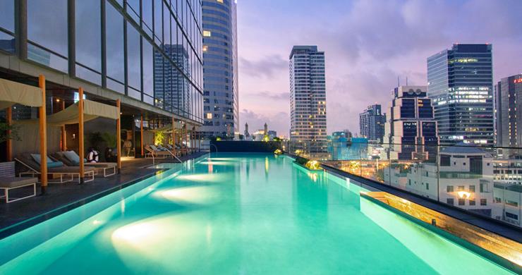 The Ritz Carlton Ultra Luxury Penthouse in Bangkok-14