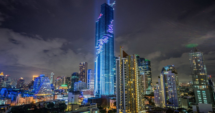 The Ritz Carlton Ultra Luxury Penthouse in Bangkok-15