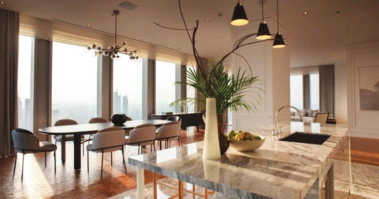 The Ritz Carlton Ultra Luxury Penthouse in Bangkok-2