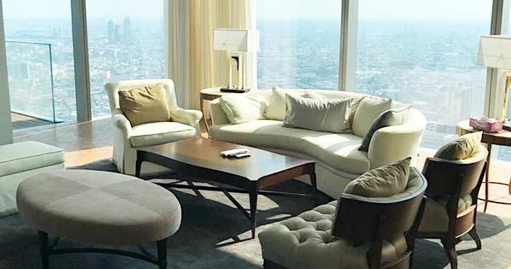 Ritz Carlton Ultra-Luxury Sky Residence Penthouse-1
