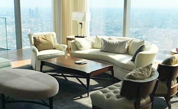 Ritz Carlton Ultra-Luxury Sky Residence Penthouse