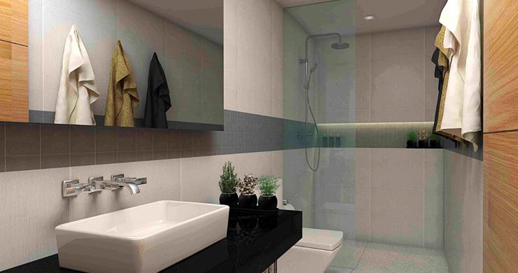 Modern 1 Bedroom Sea View Pool Apartments in Lamai-9