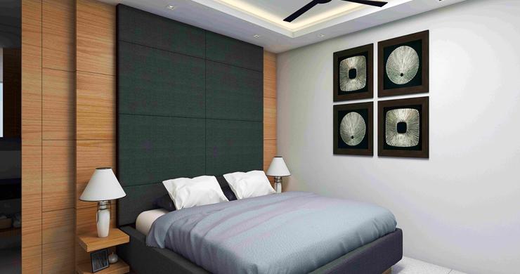 Modern 1 Bedroom Sea View Pool Apartments in Lamai-7