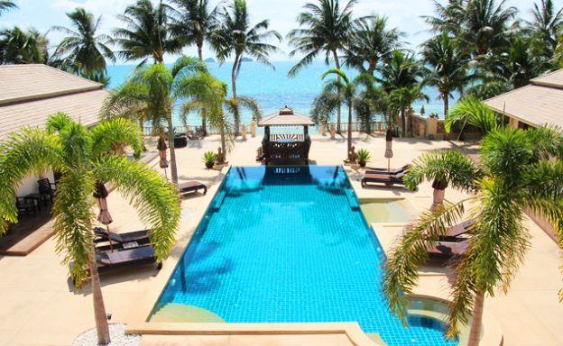 New Luxury Beachfront Resort for Sale in Koh Samui