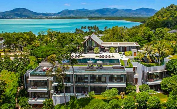 Ultra-Luxury Beachfront Mansion for Sale in Cape Yamu