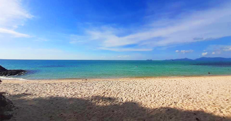 Pristine Sea view Land for Sale on Ban Tai Hillside-8
