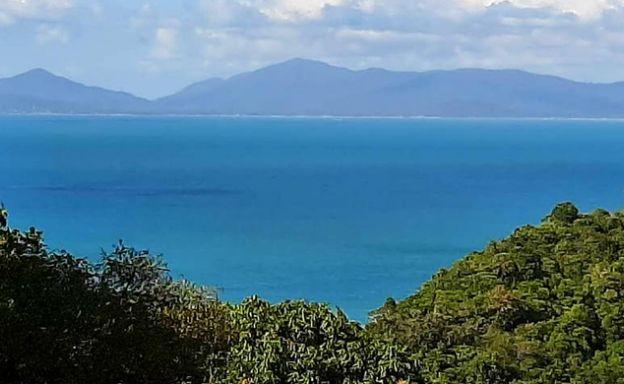 Pristine Sea view Land for Sale on Ban Tai Hillside
