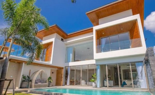 Stylish 3 Bedroom Pool Villas for Sale in Phuket