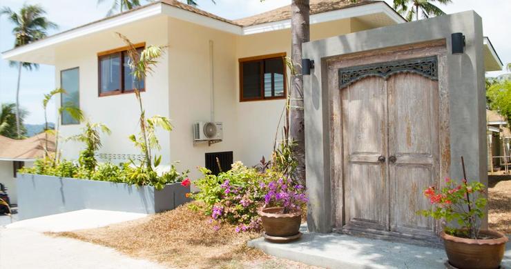 Charming 2 Bedroom Private Pool Villa for Sale in Lamai-8