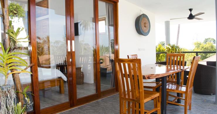 Charming 2 Bedroom Private Pool Villa for Sale in Lamai-2