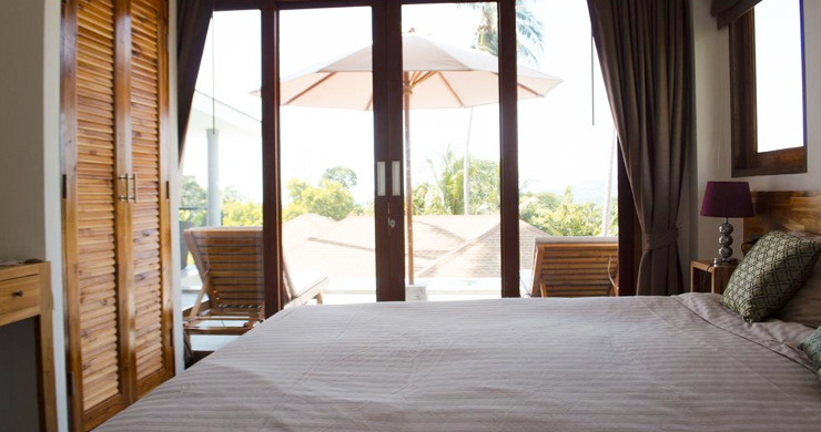 Charming 2 Bedroom Private Pool Villa for Sale in Lamai-5