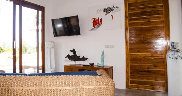 Charming 2 Bedroom Private Pool Villa for Sale in Lamai-4