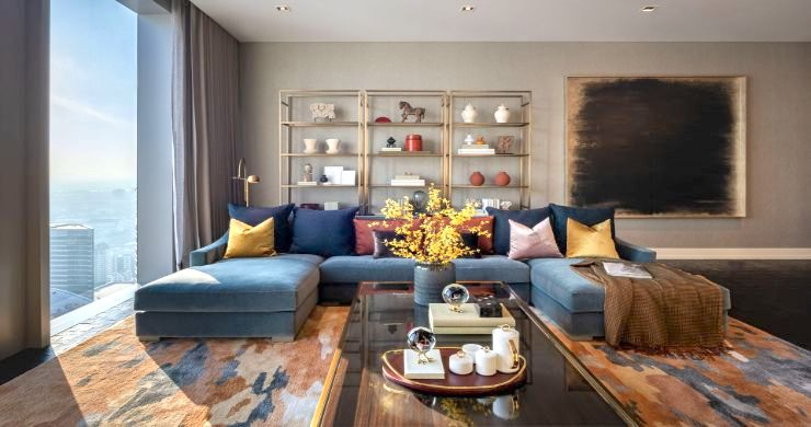 Ritz Carlton Luxury 3 Bedroom Condo for Sale Bangkok-2