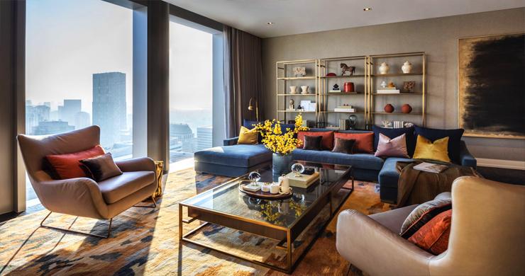 Ritz Carlton Luxury 3 Bedroom Condo for Sale Bangkok-8