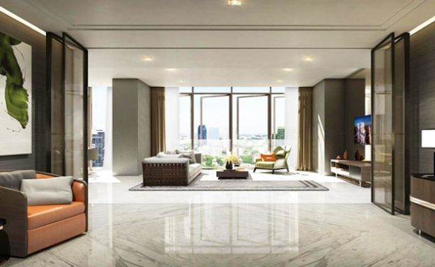 Monument Luxury 2 Bed Condo for Sale in Bangkok