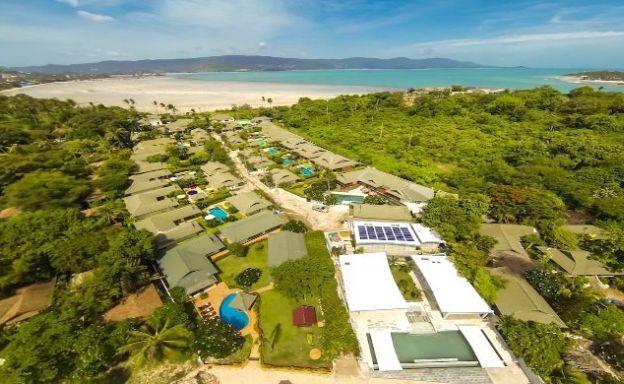 Charming 4 Bed beachside Villa by Plai Laem Beach