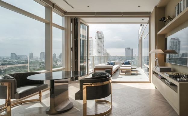 Four Seasons 3 Bed Private Residences Corner Unit
